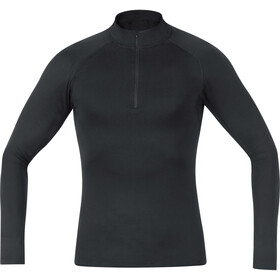 GORE WEAR Base Layer Thermo Coltrui 1/4 rits Heren, black